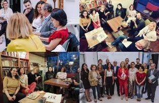 La Dante al Premio Strega  2019 il voto va Benedetta Cibrario