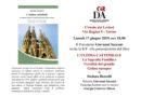 """Presentazione del saggio """"L'ultima cattedrale. La Sagrada Familia e l'eredità del Gotico Europeo"""""""