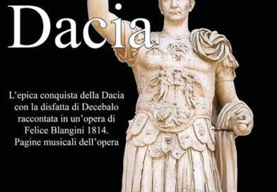 """21/9/2019 i Cantori di San Cipriano presentano  """"Traiano in Dacia"""""""
