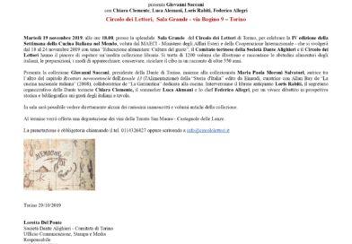 L'Italia a Tavola 1500-1950