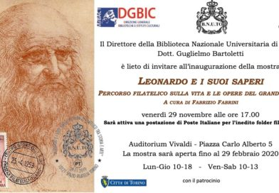 29/11/2019 Leonardo e i suoi saperi