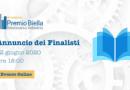 12/6/2020 Premio Biella- finalisti