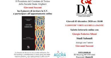 3/12/2020 Giovedì della Dante