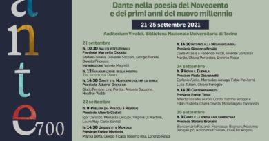 21-25/9/2021 Eventi Dante700